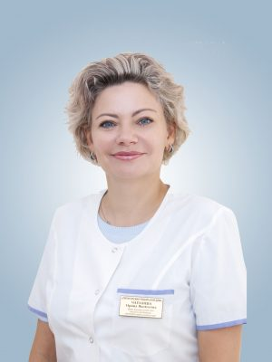 Чаплиева Ирина Яковлевна