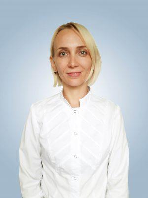 Николаева Инна Александровна